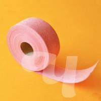 Полоски для депиляции Чистовье 7 см х 50 м розовый