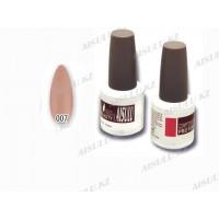 Лак гелевый для ногтей №007 (pink) 14 мл, AISULU