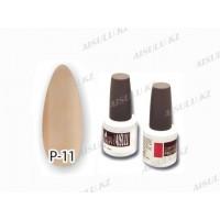 Гель-лак для ногтей №011 (pink) 14 мл, AISULU