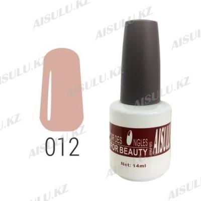 Гель-лак для ногтей №012 14 мл AISULU