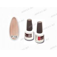 Гель-лак для ногтей №018 (pink) 14 мл, AISULU