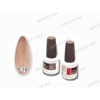 Гель-лак для ногтей №019 (pink) 14 мл AISULU