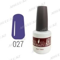 Гель-лак для ногтей №027 14 мл AISULU