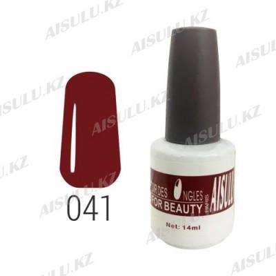 Гель-лак для ногтей №041 14 мл AISULU