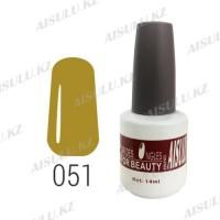 Гель-лак для ногтей №051 14 мл AISULU