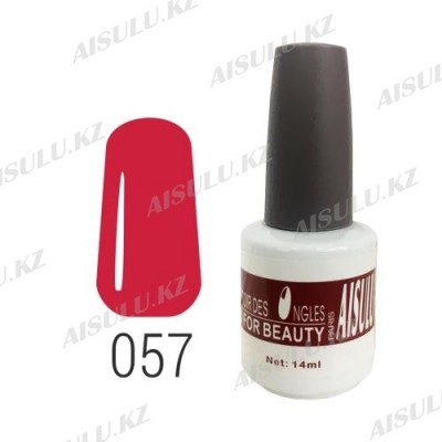 Гель-лак для ногтей №057 14 мл AISULU