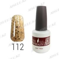 Гель-лак для ногтей №112 14 мл AISULU