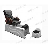 F-9827 Кресло педикюрное с джакузи (черное,