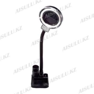 Лампа-лупа настольная с подставкой для инструментов A-808
