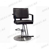 H-7012 Кресло парикмахерское (черное,