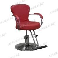 H-982 Кресло парикмахерское (красное,