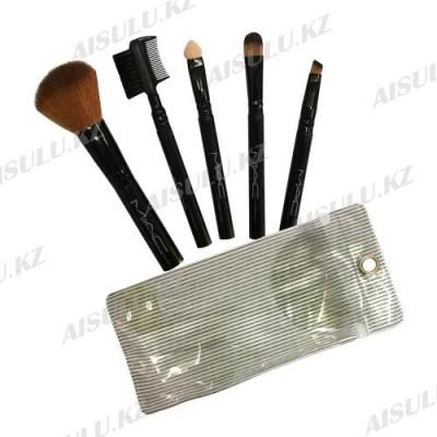 Набор кистей для макияжа MAC-128-S - 5 шт. (м)