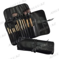 Набор кистей для макияжа AISULU-012 - 12 шт. на завязке