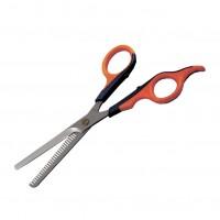 Ножницы филиров. 1-сторон. УВ-528 - 5,5 см AISULU