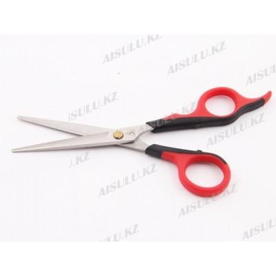 Ножницы рабочие УА-60 - 6 см резиновая ручка AISULU