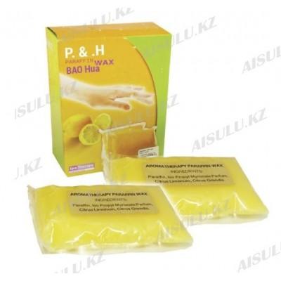 Парафин для рук и ног P.&.H лимонный (2 шт. по 450 г)