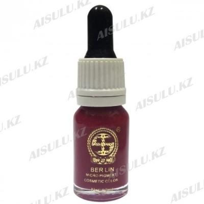 Пигмент для перманентного макияжа Berlin 1/2 oz Rose Red