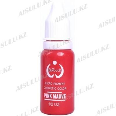 Пигмент для перманентного макияжа Biotouch 1/2 oz (Pink Mauve) Kитай