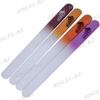 Пилка для ногтей стеклянная 14 см (ср) AISULU (1 шт.)
