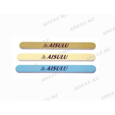 Пилка для ногтей 2-х сторонняя AISULU абразив 120/180