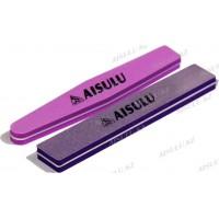 Пилка для натуральных ногтей шлифовочная 2-х стор. AISULU (1 шт.)
