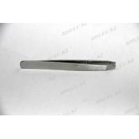 Пинцет для бровей AS-023 А (серебро) маленький AISULU
