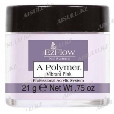 Пудра акриловая EzFlow 1 oz (розовая)