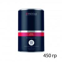 Пудра для обесцвечивания Indola Rapid Blond (White) 450 г