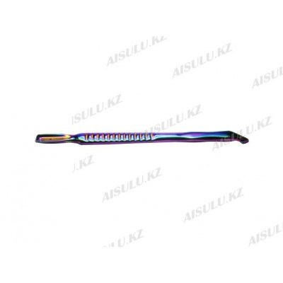 Пушер для педикюра Teze-21170 (хамелеон)