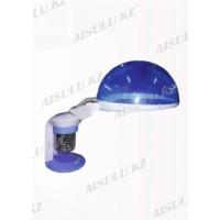 Вапоризатор настольный LQ-3328 для волос и лица 2/1 (пластик. колба)