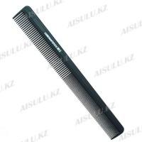 Расческа AISULU-8912 Carbon Antistatic черная 210 мм