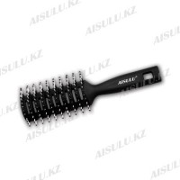 Массажка с ручкой №310 Carbon Antistatic AISULU