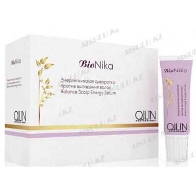 Сыворотка для волос OLLIN Bionika энергетическая против выпадения (10 x 15 мл)