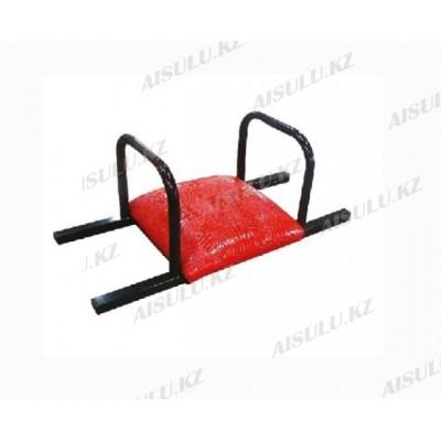 SH-364 Кресло детское переносное (красное, глянец,