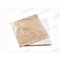 Фольга для нейл-дизайна листовая 14 х 14 см (золото) (100 шт.)