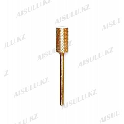 Фреза с алмазным напылением Large Barrel №7 A (золото)