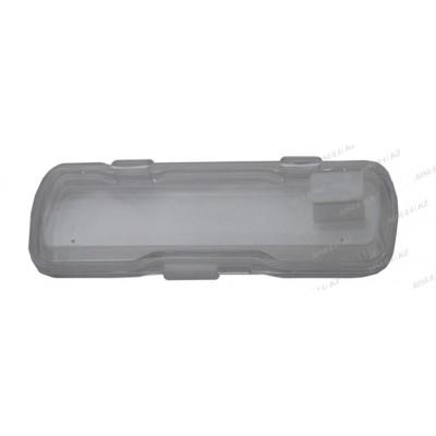 Футляр для ножниц №323 прозрачный пластик