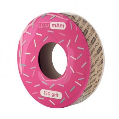 Сменный файл-лента STALEKS PRO Bobbinail 150 грит в пластиковой катушке (6 м)