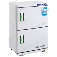 Шкаф тепловой + стерилизатор UV Towel Warmer CHS-46A (2-этажный)