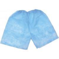Шорты одноразовые мужские светло-голубые L