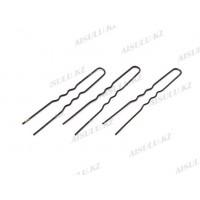 Шпильки для причесок черные (м) 888-1 в уп. 300 шт.