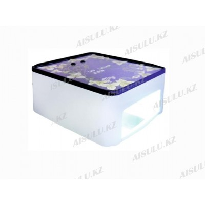 UV Лампа SM/FM-301 для сушки геля 36W (с таймером, с рисунком)