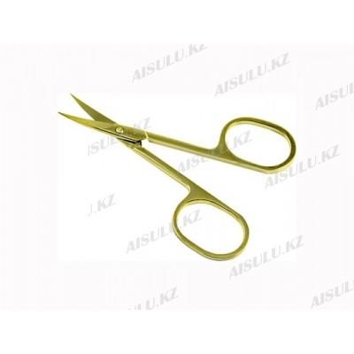 Ножницы маникюрные AS-035 (золото) AISULU