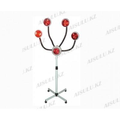 YBL-8311 Климазон 5-ти ламповый на ножках (серый)