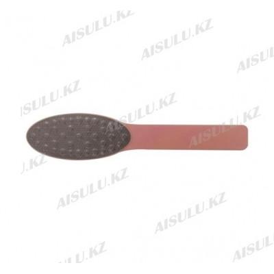 Пилка для ног лазерная 1-стор. Professional (цветная) средняя