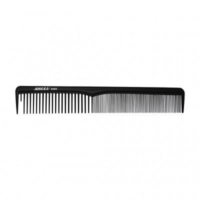 Расческа AISULU-06800 Carbon Antistatic 180 мм черная