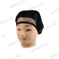Сетка для парика (паутинка) M-010 черная AISULU