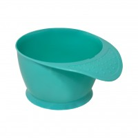 Чаша для краски #4-53 пластиковая с резинкой 320 мл (в ассорт.)