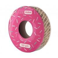 Запасной блок файл-ленты для пластиковой катушки Bobbinail STALEKS PRO 150 грит (6 м)