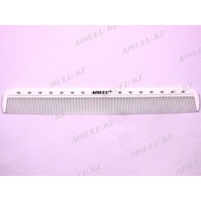 Расческа Q6-809 Carbon Antistatic (белая) AISULU